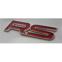 Rs Logo 9.0 X 2.5Cm Kırmızı