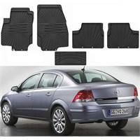Modacar Opel Astra H Sedan Kasa Siyah Özel Paspas Seti 103972