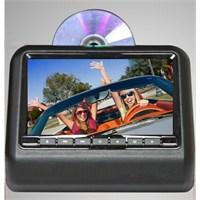 Sm Audıo 9 Inch Taba Kahve Renk 2 Adet Dvd/Dvıx /Usb/Sd Card/Hdmı Kafalık Multımedya Ekranı