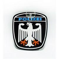 """Z tech """" POLiZEi """" Pleksi Sticker"""