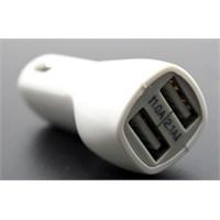 ModaCar Yeni Nesil Cihazlara 2 USB ÇIKIŞLI Şarj Soketi 102242