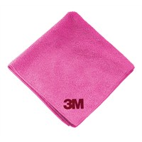 3M Perfect IT III 50489 (20104) Microfiber Parlatma Bezi-Pembe