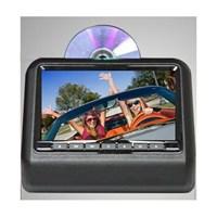 Sm Audıo 9 Inch Siyah 1 Adet Dvd/Dvıx /Usb/Sd Card/Hdmı Kafalık Multımedya Ekranı