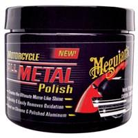 Meguiars Motorsiklet Metal Parlatıcı