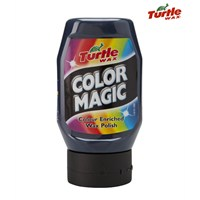 Turtle Wax Colour Magic Renkli Cila Siyah