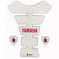 Tex Txy 06 Yamaha Xrace Şeffaf Tank Pad