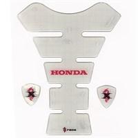 Tex Txh 08 Honda Xrace Şeffaf Tank Pad