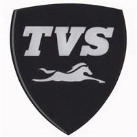 Tex 650 Xrace Tvs Siyah Damla Silikon Çıkartma