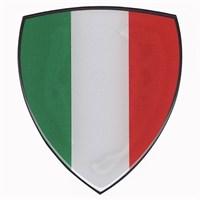 Tex 650 Xrace İtalyan Bayrak Damla Silikon Çıkartma