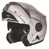 Kappa Kv-1 Beyaz Kask