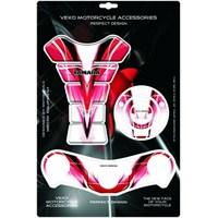 Vexo Vxfy-003 Yamaha Depo-Depo Kapak-Gıdon Pad (3 Lü Set)