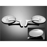 Hıghway Hawk 91-878 Ayna Takım Oval