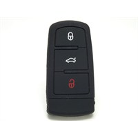 Gsk Volkswagen Passat Kumanda Kabı Koruyucu- Siyah