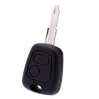 Gsk Peugeot 206 Anahtar Kabı 2 Tuşlu 2000- 2008 Yılları Uyumlu