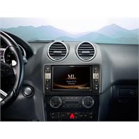 Alpine Mercedes Ml Ve Gl (W164/X164) Araçlara Özel 8 İnç Ekranlı Navigasyon Cihazı