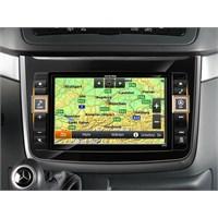 Alpine Mercedes Vıto/Vıano (V639/W639) Araçlara Özel 8 İnç Ekranlı Navigasyon Cihazı