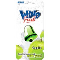 Areon 3D Sıvı Esanslı Yeşil Elma Araç Asma Kokusu WF04