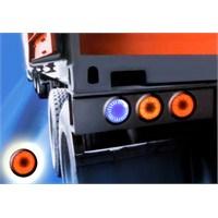 Z tech Kuyu Tipi Ledli Fren Lambası Kırmızı 24 volt