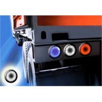 Z tech Kuyu Tipi Ledli Fren Lambası Beyaz 24 volt