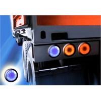 Z tech Kuyu Tipi Ledli Fren Lambası Mavi 24 volt