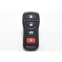 Gsk Nissan Anahtar Kabı 4 Butonlu