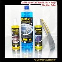 Guex Kışlık Oto Bakım Seti 4 Parça Eko Mini Paket-2498A