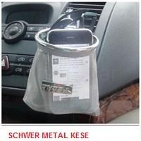 Schwer Akıllı Metal Kese Krom 9575