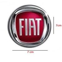 Schwer Fiat Ön Panjur Arması Küçük 9619