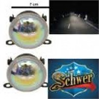 Schwer 7 Cm Colormatic Sis Farı Seti