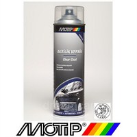 Motip Akrilik Vernik 500 Ml. Made in Holland 04313066