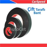 CarSpeed Çift Taraflı Bant 30 mm x 10 Metre