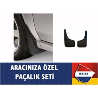 M-FLEX Fiat Doblo 2010 >> Yeni Kasa ARKA Çamurluk Seti 38h013