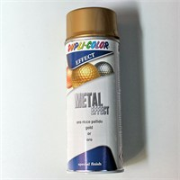 Dupli-Color Altın Metal Efekt Sprey Boya 400 Ml. Made in Germany