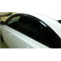 Chevrolet Cruze Mugen Ön/Arka Cam Rüzgarlığı seti (A Kalite)