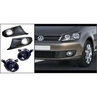 Volkswagen Caddy 2010 sonrası Xenon uyumlu Mercekli sis Lamba Seti
