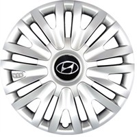 Bod Hyundai 14 İnç Jant Kapak Seti 4 Lü 417