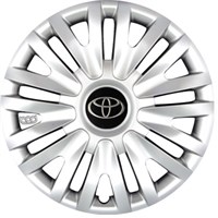 Bod Toyota 14 İnç Jant Kapak Seti 4 Lü 417