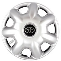 Bod Toyota 14 İnç Jant Kapak Seti 4 Lü 418