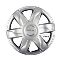 Bod Dacia 15 İnç Jant Kapak Seti 4 Lü 518