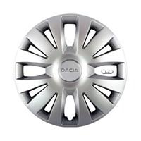 Bod Dacia 15 İnç Jant Kapak Seti 4 Lü 524