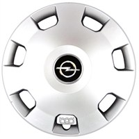 Bod Opel 14 İnç Jant Kapak Seti 4 Lü 407