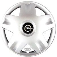 Bod Opel 14 İnç Jant Kapak Seti 4 Lü 413