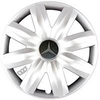 Bod Mercedes 14 İnç Jant Kapak Seti 4 Lü 421