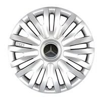 Bod Mercedes 16 İnç Jant Kapak Seti 4 Lü 612