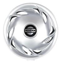 Bod Nissan 14 İnç Jant Kapak Seti 4 Lü 402