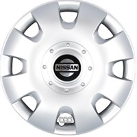 Bod Nissan 14 İnç Jant Kapak Seti 4 Lü 409