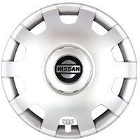 Bod Nissan 14 İnç Jant Kapak Seti 4 Lü 412