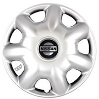 Bod Nissan 14 İnç Jant Kapak Seti 4 Lü 418
