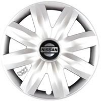 Bod Nissan 14 İnç Jant Kapak Seti 4 Lü 421