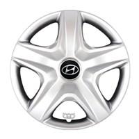 Bod Hyundai 16 İnç Jant Kapak Seti 4 Lü 618